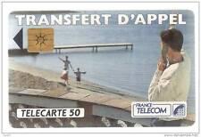 275 F275 - 06/92 - TELECARTE 50 - TRANSFERT D´APPEL - n° B250S0158 - Flèche mal