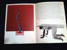Allen Jones Galleria il Fauno di Torino pop art Janus design fetish