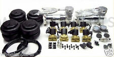 Air System Parts Bundle Air Bags Viair 480C Compressor Valves Suspension Kit