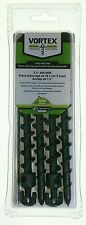 "Vortex 7 1/2"" Spiral Ground Anchors 4 Pk Tents Trees Lawn Inflatables Gardening"