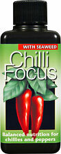 Chilli Focus Plant Food 100ml-LIQUIDO Nutrienti per CHILLI PEPPERS