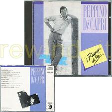 """PEPPINO DI CAPRI """"I RAGAZZI DI IERI"""" RARO CD RICORDI CDMRL 6418"""