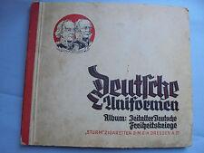 21365 STURM Album Zeitalter der Freiheitskriege Deutsche Uniformen komplett