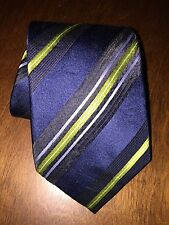 Fancy Bolgheri Neck Tie 100% Silk Made In Italy