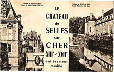 CPA  Le Cháteau de Selles -sur-Cher -XIII-XVII entiérement meublé   (208147)