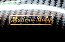 Made in Italy tank decals / stickers – Ducati Monster 851 888 916