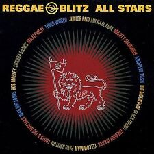 FREE US SHIP. on ANY 2 CDs! NEW CD Various Artists: Reggae Blitz: All Stars