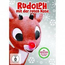 ANIMATED - RUDOLPH MIT DER ROTEN NASE-DIE ORIGINAL CHRISTMAS CLASSICS  DVD NEU