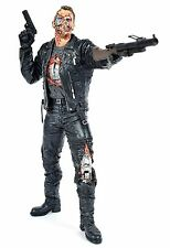 "Movie Maniacs Terminator 2 T2 T-800 7"" Action Figure McFarlane Toys 2001"