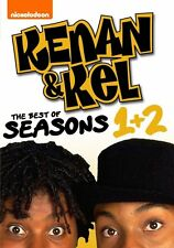 KENAN & KEL :THE BEST OF SEASON 1 & 2  -  DVD - REGION 1 - Sealed