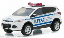 Greenlight Motor World Series 16 NYPD 2014 Ford Escape 1:64 Scale New York City