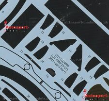 1/24 BMW Z4 GT3 Templated de fibra de carbono Decal Set ~ Studio 27 CD24009
