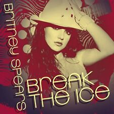 CD promo BRITNEY SPEARS Break the ice 2 titres  RARE