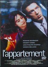 DVD L'APPARTEMENT - Romane BOHRINGER / Vincent CASSEL / Monica BELLUCCI