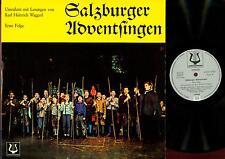 LP--SALZBURGER ADVENTSINGEN--KARL HEINRICH WAGGERL