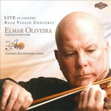 Violin Concerti of J.S. Bach, J.S. Bach, Oliveira, Gruesser, A, Good