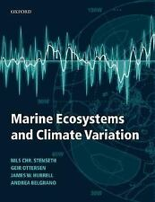 Marine Ecosystems and Climate Variation: The North Atlantic: A Comparative Persp