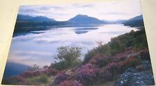 Scotland Loch Laggan Badenoch A21 Phil Banks - posted 2002