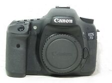 Canon EOS 7D Digitalkamera mit 5.550 Auslösungen
