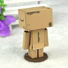 ONE Revoltech Danbo Danboard Amazon Logo Japan Box Version Figure Carton Toy
