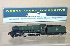 HORNBY DUBLO KIT BUILT BR GREEN 4-6-0 CASTLE CLASS LOCO 7015 CARN BREA CASTLE nb