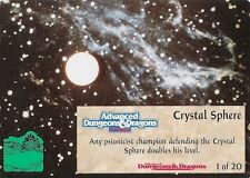 Spellfire - Powers Chase #01 - POc/01 - Crystal Sphere - D&D