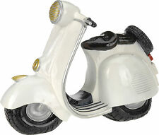 Extra Large Money Box Nostalgic Mod Style Scooter Vespa Scooter Money Box Bank
