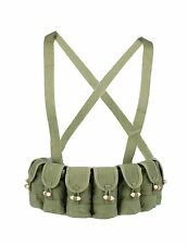 Chinese Military Surplus SKS Type 56 Semi Ammo Stripper Clips Chest Rig-31165