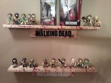 Funko The Walking Dead mystery mini Series and action figure 2 display case