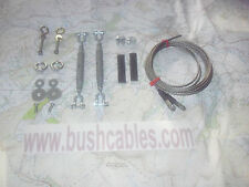 Land rover  Bushcables/Comp safari set  By Bushcables.com The Origanal and BEST