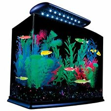 Tetra 29005 GloFish Aquarium Kit, 3 Gallon New