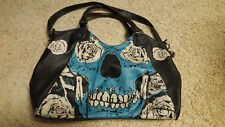 Skull Purse with Shoulder/Crossbody Strap