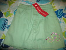 Bitty Baby field flowers skirt ONLY FROM blossom outfit for GIRLS SZ LARGE 6X