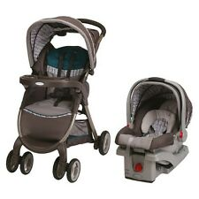 Graco® FastAction Fold® Click Connect™ Travel System