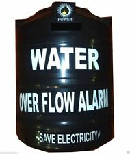 Electrical Water Tank Overflow Voice Alarm for Home, Office & Industry