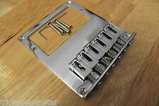 TOG FENDER STYLE TELE BRIDGE CHROME HUMBUCKER OPENING NEW WITH SCREWS
