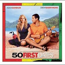 Brand New 50 First Dates: Love Songs from the Soundtrack by Original Soundtrack