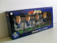 Prostars CHELSEA 4 PLAYER FAN FAVOURITES PACK - BRIDGE, LAMPARD, PARKER & TERRY