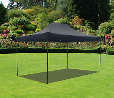 Canopy 10x15 Commercial Fair Shelter Car Shelter Wedding Pop Up Tent Heavy Duty