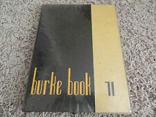 1971 Harry A. Burke  High School Yearbook from Omaha Nebraska