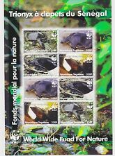 Togo - WWF, Senegal Turtle, 2006 - Sc 2039e Sheetlet of 8 MNH