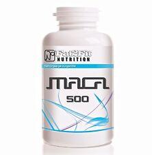 MACA (64,31€/1kg) 500 Tabletten je 500mg - Leistung steigern