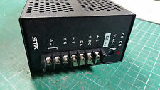SWITCH MODE POWER SUPPLY 60W , 15V , 4 AMP . STK BRAND
