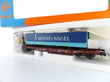 ROCO 44311B WAGON POCHE UNIFIES SERVICES KANGOUROU DB REMORQUE KUHNE ET NAGEL