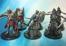 Dungeons & Dragons Miniatures Lot  Warrior Wight Direguard Zombie !!  s101