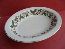 Wedgwood Strawberry Hill, Oval Open Vegetable Dish