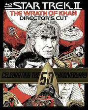 STAR TREK II: THE WRATH OF ...-STAR TREK II: THE WRATH OF KHAN / (DI Blu-Ray NEW