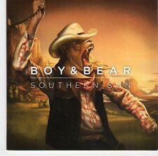 (EL610) Boy & Bear, Southern Sun - 2013 DJ CD