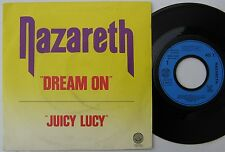 "NAZARETH  (SP 7"" 45T ) DREAM ON"