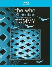 Sensation: The Story of Tommy [Documentary] by The Who (DVD, Mar-2014, Eagle...